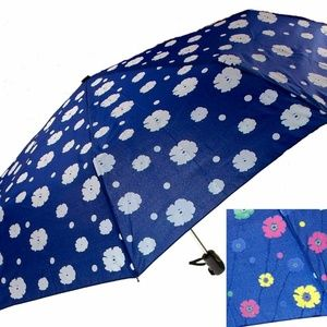 "Color Changing Umbrella Blue 42"" Automatic Blue"